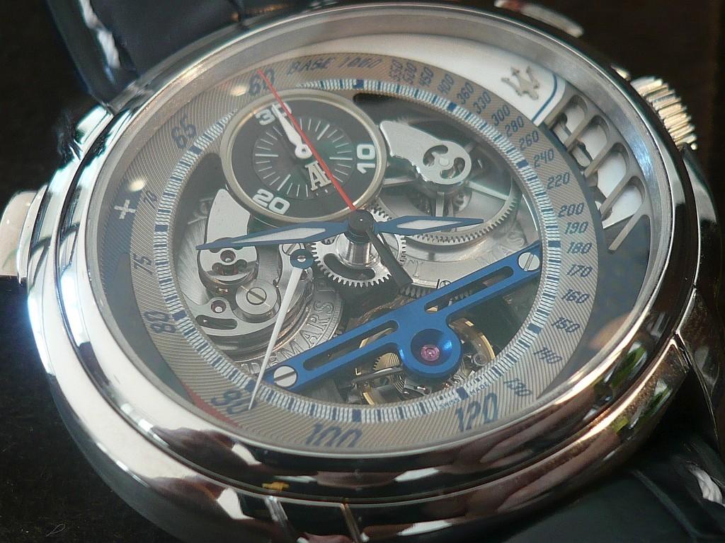 La Millenary MC12 d'Audemars Piguet Ap01510