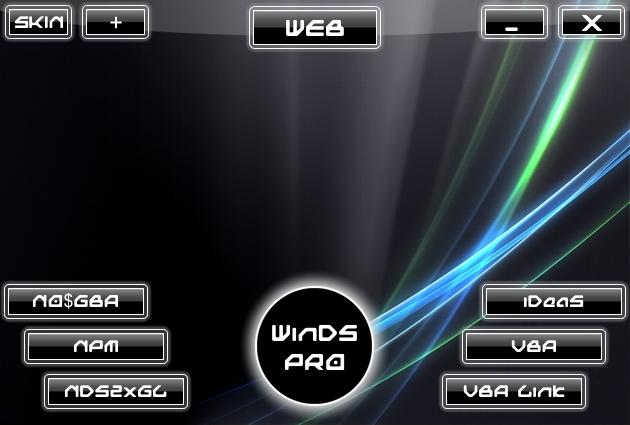 WinDS PRO 12 BETA Y WinDS PRO 11 FULL PORTABLE (emulador de GB,GBC,GBA y NDS) Pro10i10