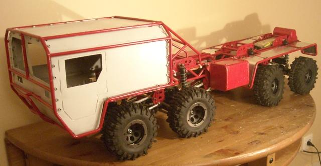 man kat 8x8 Camion10