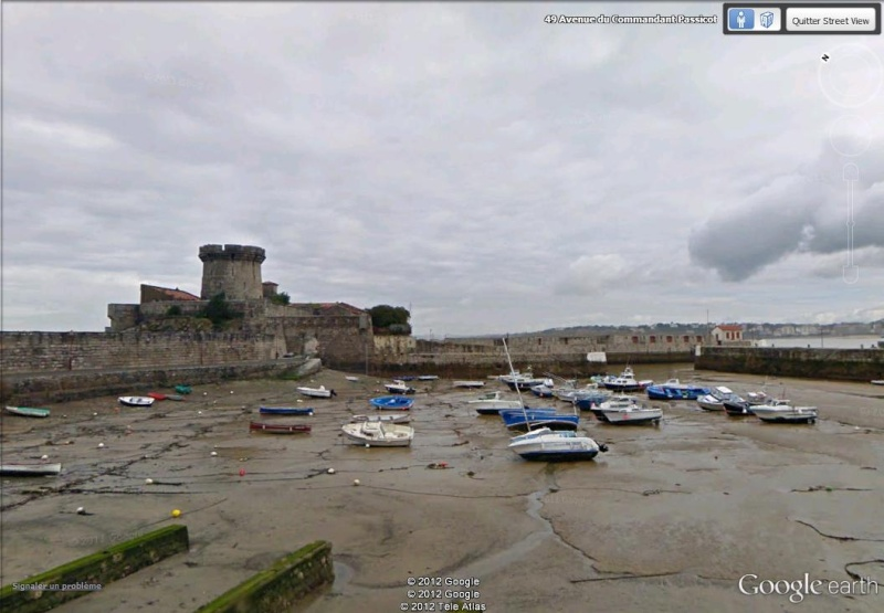 STREET VIEW : les cartes postales de Google Earth - Page 37 Fort_d10