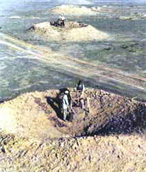Formation étrange, Amirabad-e Zavareh - Iran [C'est quoi ?] 2410