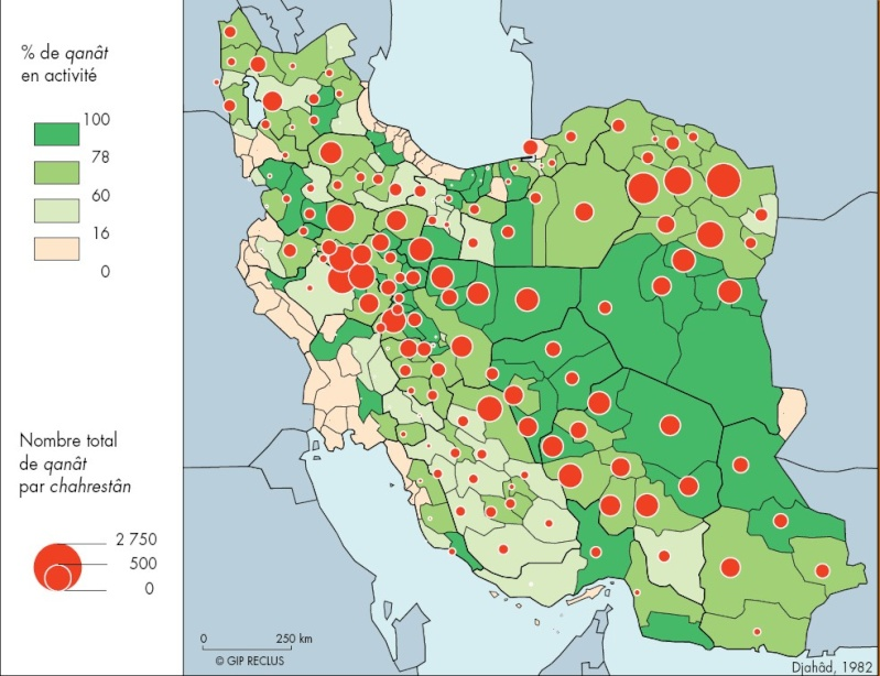 Formation étrange, Amirabad-e Zavareh - Iran [C'est quoi ?] Qanat10