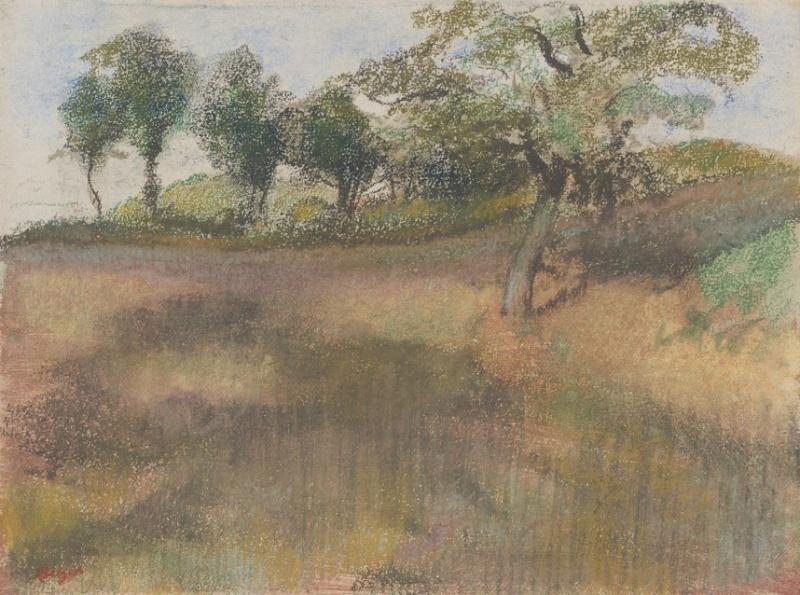 Edgar Degas A107