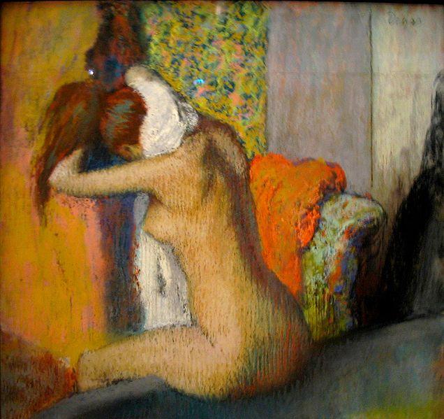 Edgar Degas A146