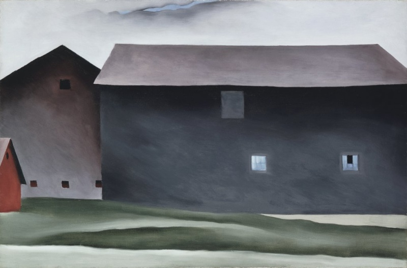 Georgia O'Keeffe [peintre] - Page 2 A154