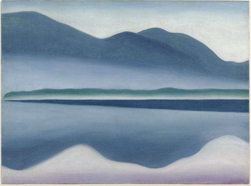 Georgia O'Keeffe [peintre] - Page 2 A157