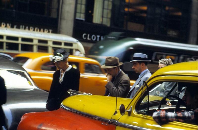Ernst Haas [Photographe] A239