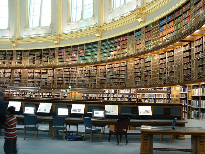 Des bibliothèques prestigieuses. A258