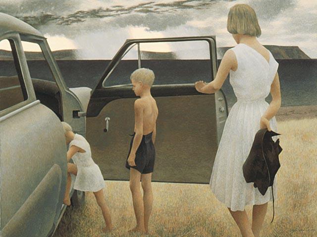 Alex Colville [peintre] A312