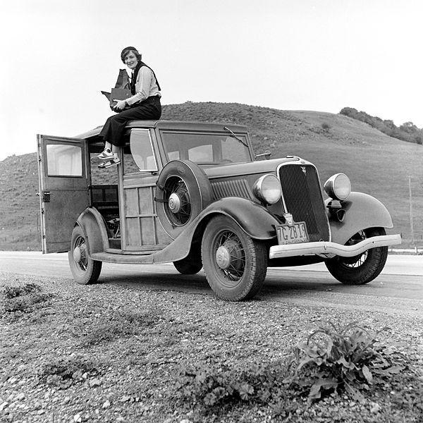 lange - Dorothea Lange [photographe] A392