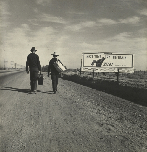 lange - Dorothea Lange [photographe] A400