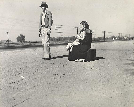 lange - Dorothea Lange [photographe] A404