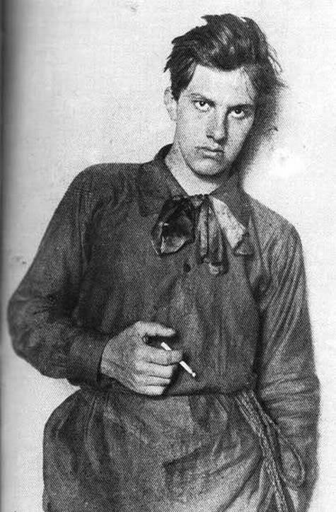 Vladimir Maïakovski  A80