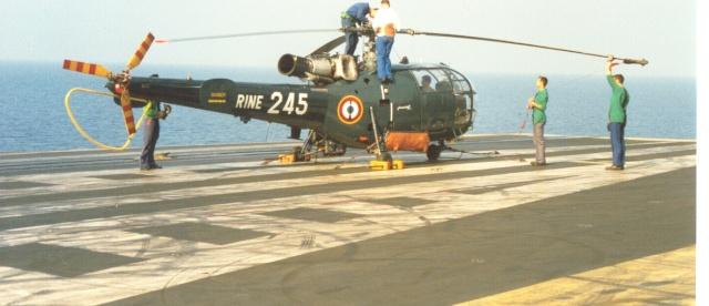 [Aéronavale divers] Alouette 3 44410
