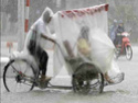 - Vélos sur le départ Pluie10