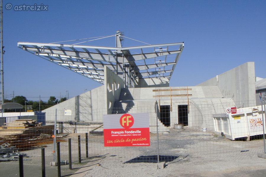 Construction nouvelle tribune Domec_13