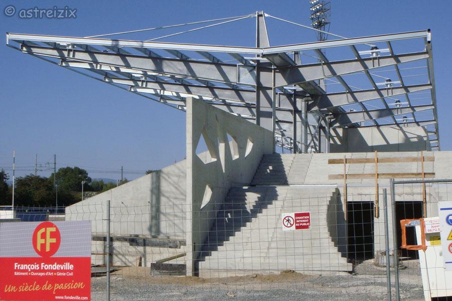 Construction nouvelle tribune Domec_14