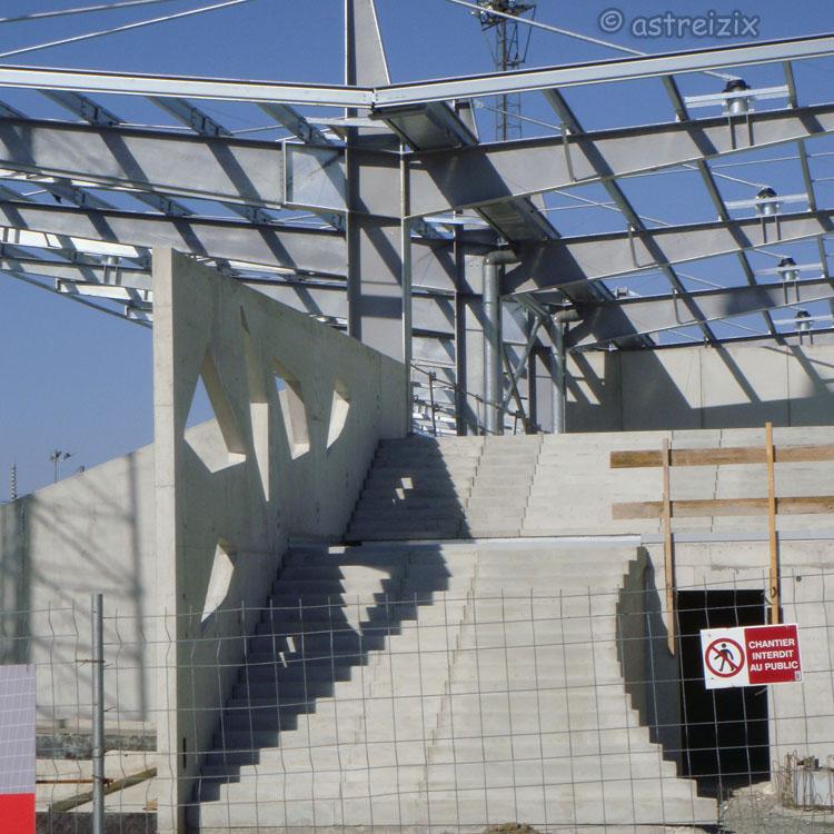 Construction nouvelle tribune Domec_15