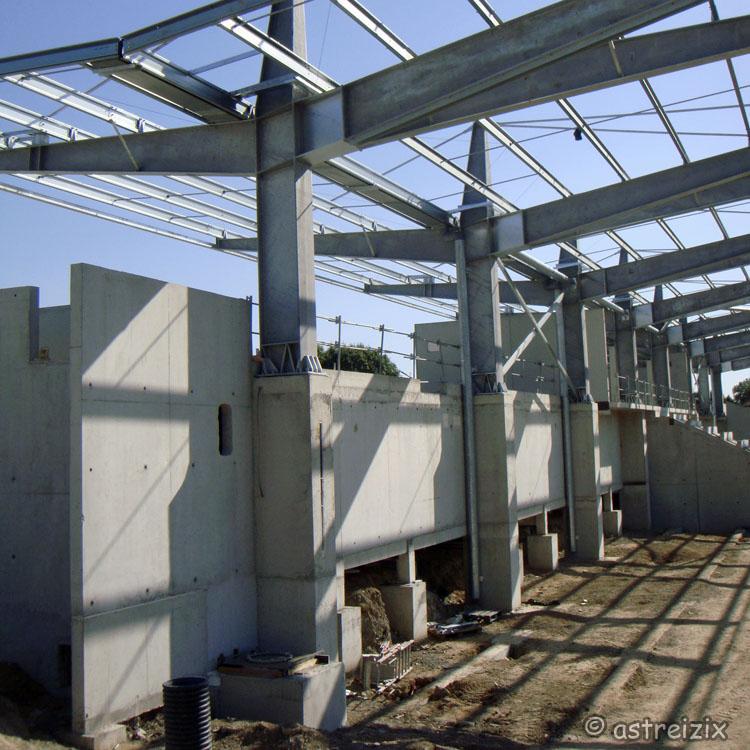Construction nouvelle tribune Domec_21
