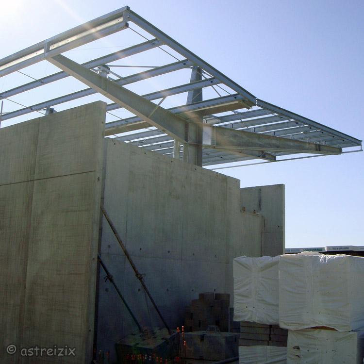 Construction nouvelle tribune Domec_24