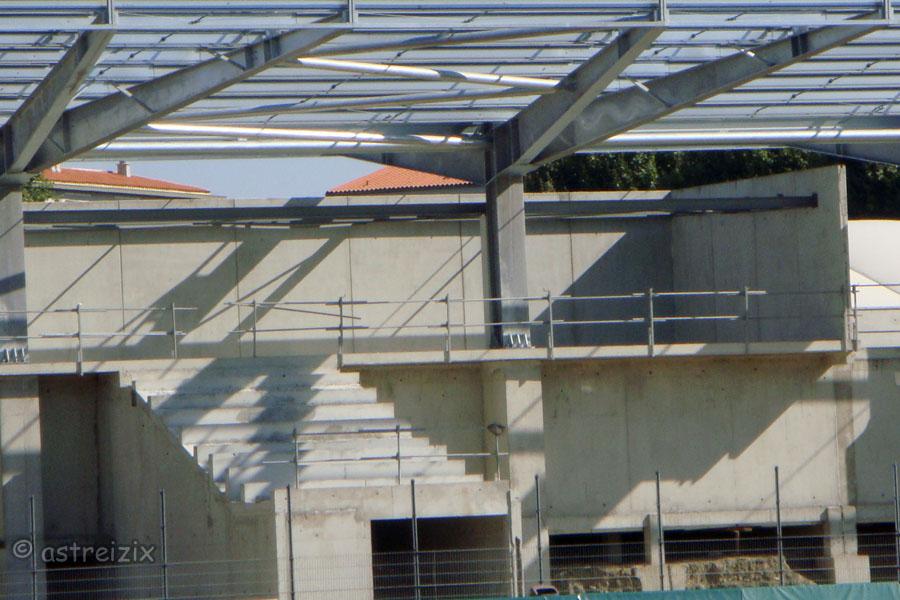 Construction nouvelle tribune Domec_31