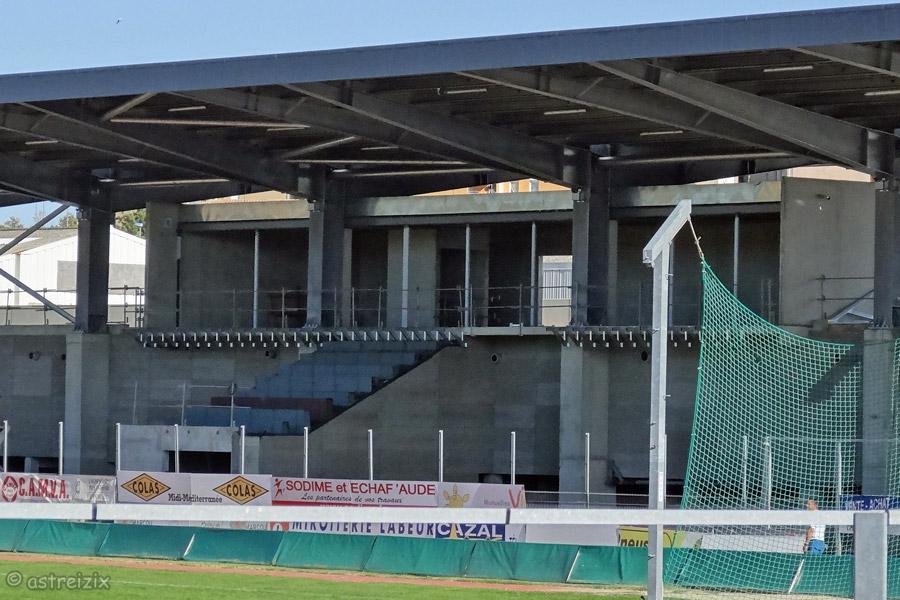 Construction nouvelle tribune Domec_41
