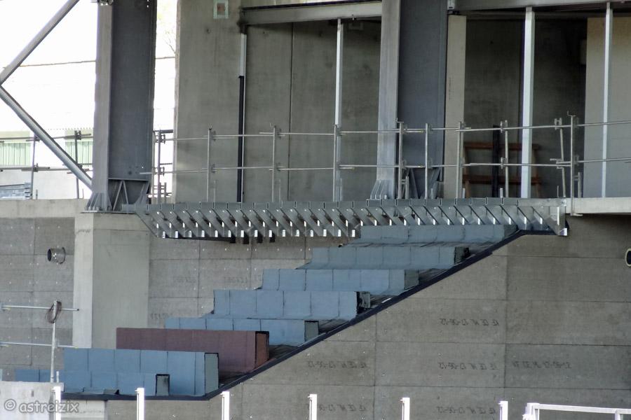 Construction nouvelle tribune Domec_42