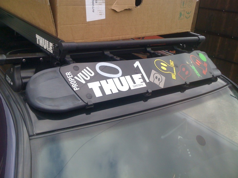 thule fairing for sale  Img_0910