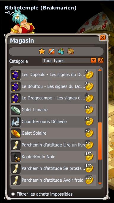 L'année du dragon , dofus Dolmanax Captur13