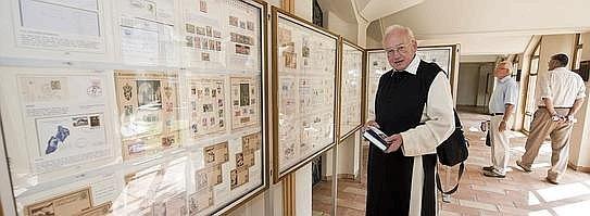 Briefmarken erzählen Geschichte der Zisterzienser 0273_510