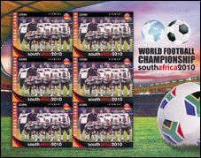 Fußball WM 2010 in Südafrika 18860110