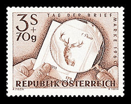 Tag der Briefmarke 6010