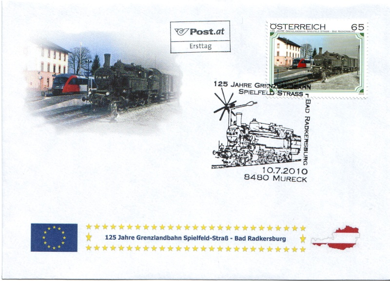 125 Jahre Grenzlandbahn Spielfeld-Straß - Bad Radkersburg Grenzl10