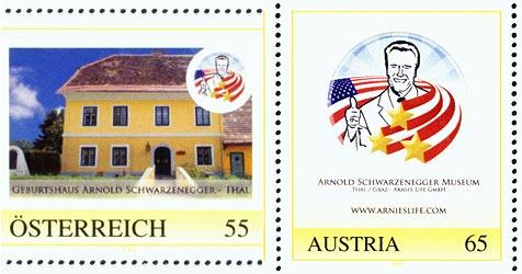 """Neue """"Arnie-Post"""" geht ab 30. Juli von Thal um die Welt Neue_a10"""
