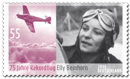 Flugpionierin, Nonne und Phantastik-Poet: Neue Briefmarken am 12. August Oqd9r610