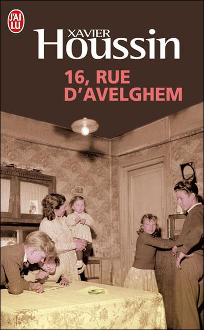 [Houssin, Xavier] 16, rue d'Avelghem Xavier10
