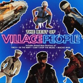 The Best of Village People (1994) (NUEVO) Villag11