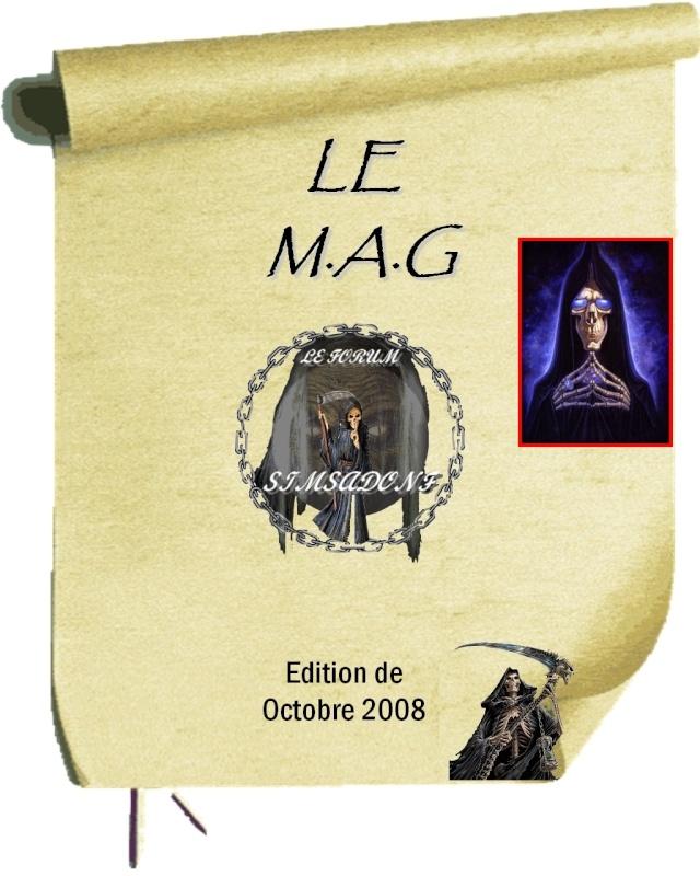 LE MAG DE SIMSADONF édition d'octobre 123