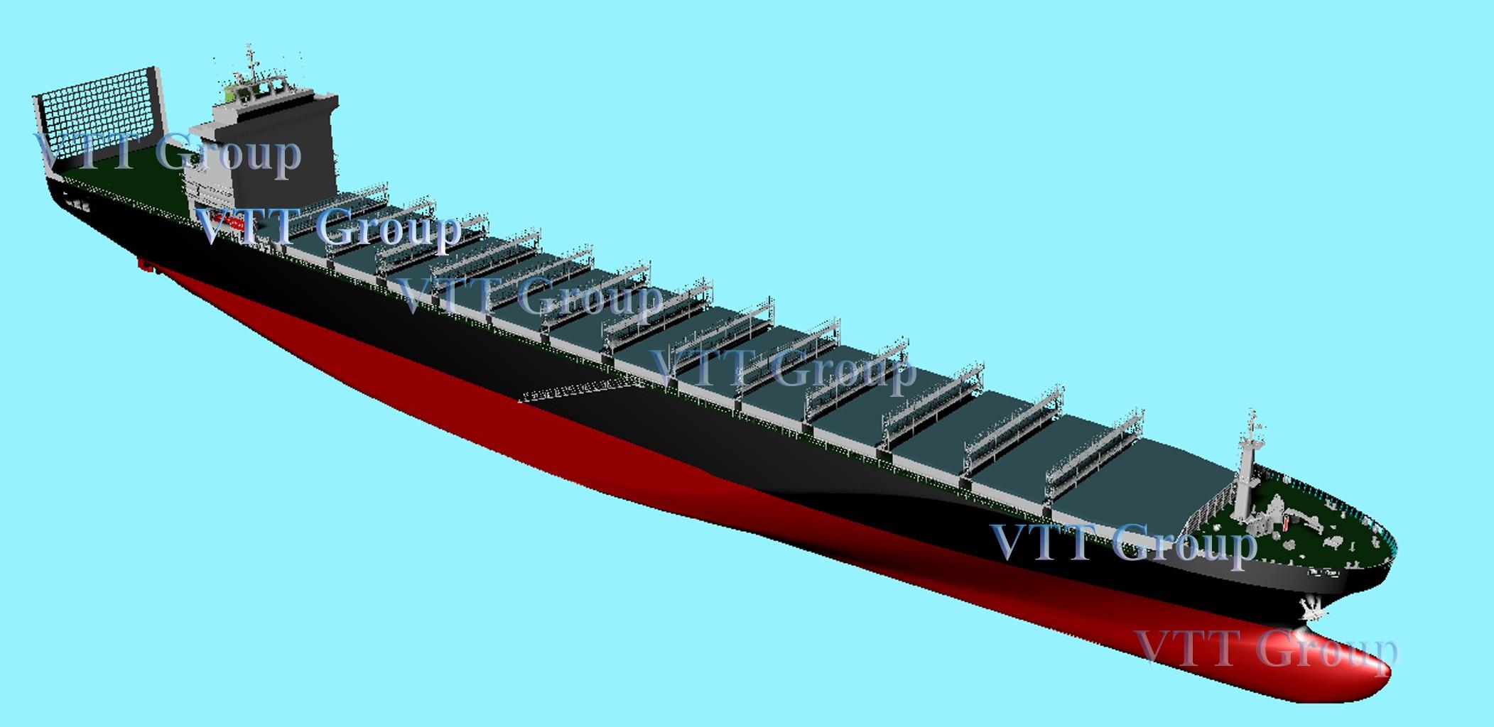 Dịch vụ thiết kế mô hình 3d, thiết kế nội thất tàu thủy ! Psv-0612