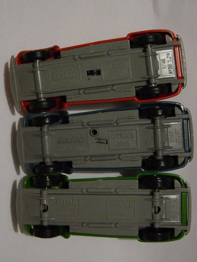 1401 Dinky Solido Cougar 2CV Dsc08061