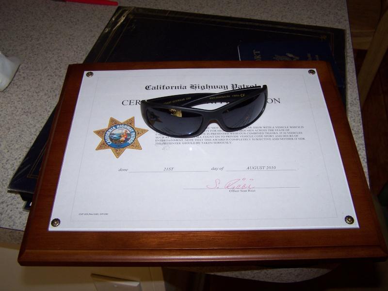 Got me an award 100_1212