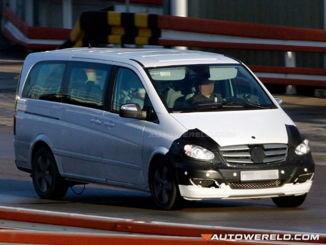 2010 - [Mercedes] Vito/Viano Restylés 91291510