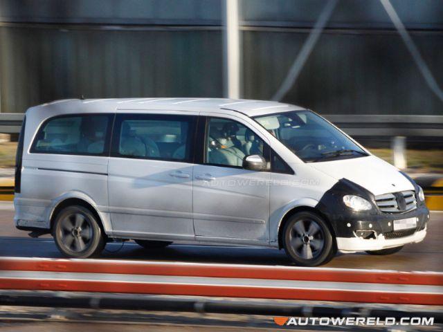 2010 - [Mercedes] Vito/Viano Restylés 91291511