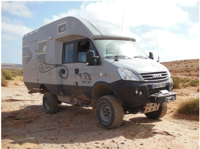 Iveco 4x4 Iveco410