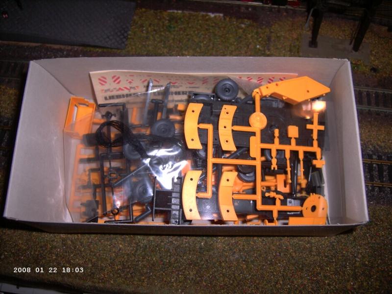 Kibri H0 - Bausatz Autokran 10118 Pict1118