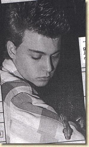 Johnny enfant/ado ou avec sa famille 1963-112