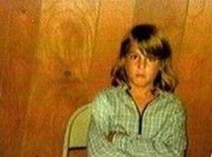 Johnny enfant/ado ou avec sa famille 1976-010