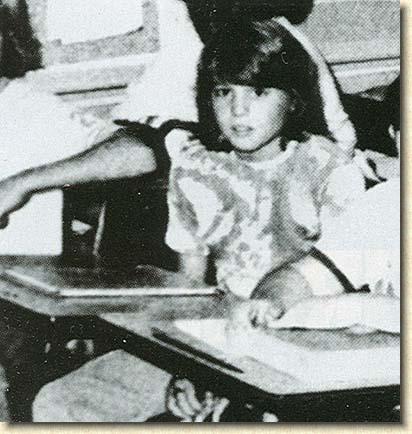 Johnny enfant/ado ou avec sa famille 1976-013