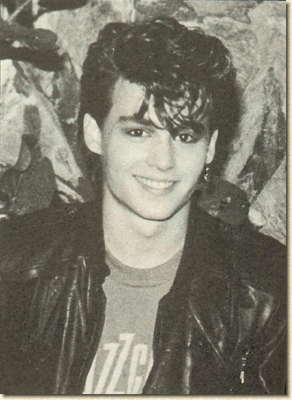 Johnny enfant/ado ou avec sa famille 1980-112