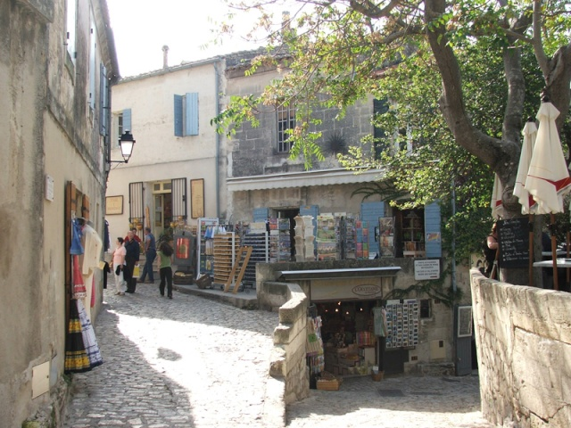 Les Baux de Provence Dscf5111